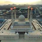 جامع السلطان  قابوس بن سعيد في مسقط