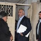 تسليم منزل الرئيس عرفات بغزة ولأول مرة مواطنون يتجولون داخله