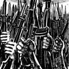 رحيل الفنان التشكيلي السوري نذير نبعة  رسوماتي كانت الناطق الرسمي بلسان الحراك الفلسطيني