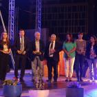افتتاح مهرجان سيرك فلسطين في حديقة الاستقلال في رام الله