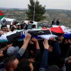 بيت لحم: جنازة الشهيد باسل الأعرج