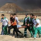 شهيد ومئات الاصابات على حدود قطاع غزة