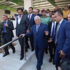 الرئيس يتفقد مدينة الحجاج والمعتمرين في معبر الكرامة