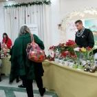 بازار الميلاد السنوي الحادي عشر في يومه الثالث