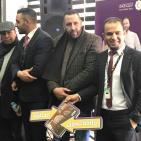 السحب على الجائزة الشهرية الخامسة من البنك الإسلامي العربي