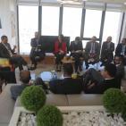 توقيع اتفاقية شراكة بين شركة بالتل وأضخم مول ذكي في فلسطين
