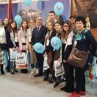 فلسطين تشارك في معرض أوكرانيا السياحي الدولي