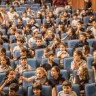 اليوم الاخير لعروض الافلام ضمن أيام فلسطين السينمائية للمدارس