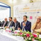 اطلاق فعاليات معرض الصناعات الفلسطينية