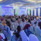 حفل توزيع منح مجموعة الاتصالات الفلسطينية
