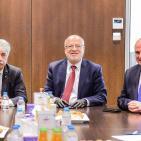 توقيع اتفاقية دعم و مساندة من البنك الاسلامي العربي بقيمة نص مليون شيكل لوزارة التنمية