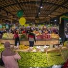 بالصور  المشهداوي رام الله.. أضخم وأفخم افتتاح في فلسطين