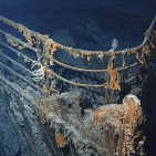 شاهد: رحلة استكشافية إلى سفينة تايتانيك تكشف عن صور جديدة