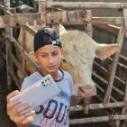 أجواء عيد الأضحى في غزة