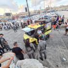 مصرع شاب من نابلس غرقا في بحر عكا