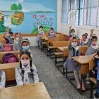 بالصور: انطلاق العام الدراسي الجديد وجاهيا في محافظات الوطن