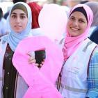 اطلاق حملة الفحص المبكر لسرطان الثدي