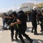دورة السلامة الأمنية للصحفيين بكلية الشرطة في اريحا