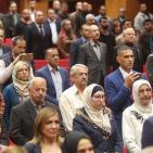 احتفال بإعلان الاستقلال واضاءة الشمعة  بحضور السفير التونسي