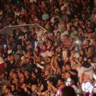 حفل محمد عساف في مدرج مدينة روابي