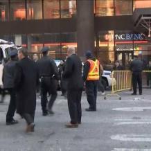انفجار مجهول المصدر في نيويورك