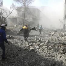 مجلس الأمن يصوت بالإجماع على هدنة لـ30 سوما في سوريا