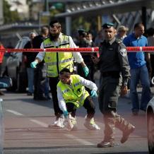 اصابة اسرائيلي بجروح خطيرة طعنا في القدس