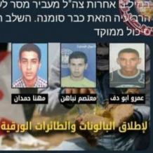 الاحتلال يهدد أربعة شبان من غزة بالاغتيال