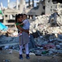 خطة ببليون دولار لانتشال غزة من أوضاعها الكارثية