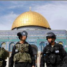 الأردن يطالب بفتح المسجد الأقصى فورا