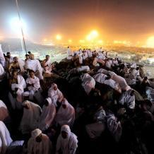 تأجيل تفويج حجاج فلسطين الى غد بسبب شدة الرياح