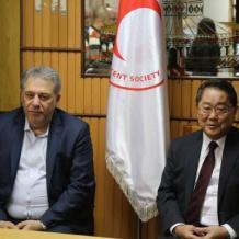 اليابان تدعم مستشفيي حيفا والهمشري في مخيمات لبنان