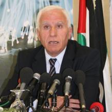 الأحمد: شعبنا موحد في مواجهة السياسة الاسرائيلية الأميركية الهادفة لتصفية قضيته