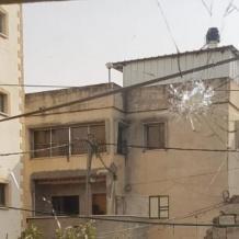مجهولون يطلقون النار على منازل مأهولة في قرية البعينة نجيدات