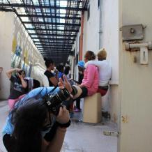إطلاق سراح النساء والأطفال الفلسطينيين المعتقلين في تايلاند