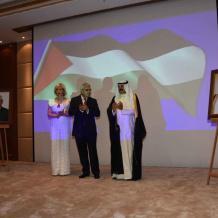 سفارة فلسطين بالكويت تحيي ذكرى الاستقلال