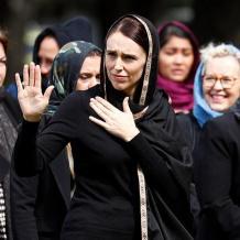 بحضور رئيسة الوزراء. تأبين ضحايا مجزرة المسجدين في نيوزيلندا