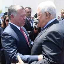 اتصال هاتفي بين الرئيس والعاهل الأردني