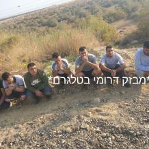 الاحتلال يعتقل 7 شبان على الحدود بين الأردن وفلسطين