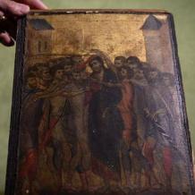 """بيع لوحة إيطالية """"مفقودة"""" بـ24 مليون يورو"""