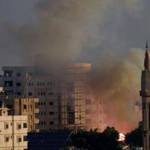 3 شهداء باستهداف إسرائيلي في بيت لاهيا شمال قطاع غزة