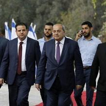 القائمة المشتركة تدين تحريض نتنياهو ضدها
