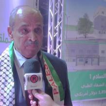 (فيديو).. الوزير زيارة يعلن موعد تجهيز شارع قلنديا