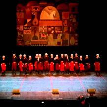 المسرح الفلسطيني واجهٌ ثقافية مهددة