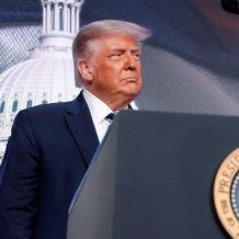 ترامب: لن نخسر الانتخابات إلا بالتزوير