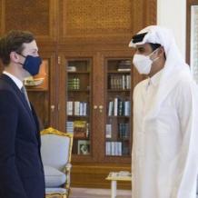 أمير الكويت يشكر قادة قطر والسعودية وأميركا: تقدم نحو حل الأزمة