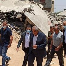 وزير الأشغال يكشف تفاصيل احتجازه في غزة ومنعه من ممارسة عمله