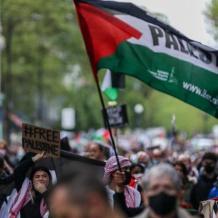 قاضٍ أميركي يحكم بإخفاء معلومات متضامنين مع فلسطين عن منظمة إسرائيلية