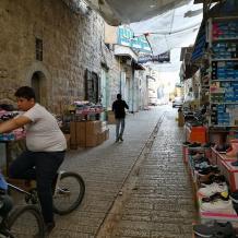 سوق العميان التاريخ المبصر في الخليل