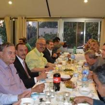 بلدية رام اللهتقيم حفل الإفطار السنوي